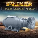雪橇式潜水轴流泵_轴流泵参数_德能专业生产