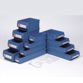 塑料物料盒耐用多功能物料收集整理盒零件盒五金配件收纳盒