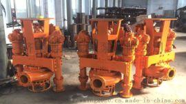 治理河道好帮手挖机清淤泵-液压泥浆泵-挖机抽浆泵
