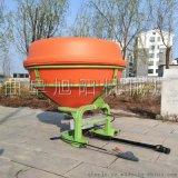 热销拖拉机后悬挂式撒肥机小麦玉米追肥撒播机