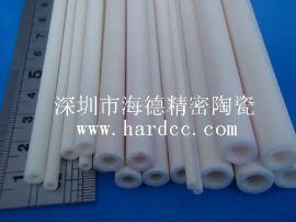 氧化铝陶瓷管 氧化铝陶瓷棒 精密陶瓷结构件 定做加工陶瓷产品