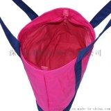 女士帆布单肩手提袋定制外贸出口托特包时尚防水手拎包