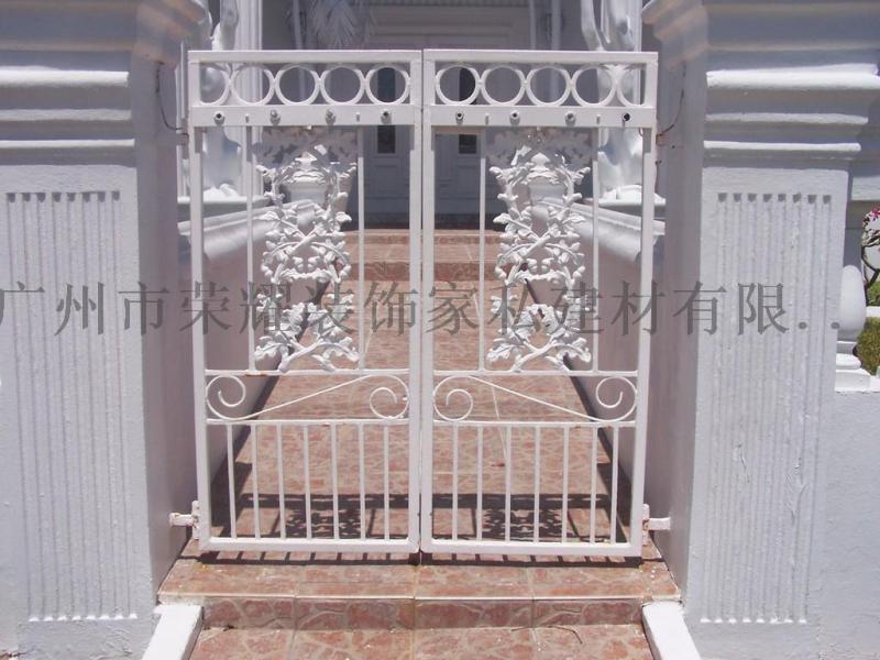 防盗大门 别墅门 中式铁门 欧式新款铁门