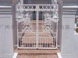 防盜大門 別墅門 中式鐵門 歐式新款鐵門