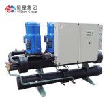 宏星涡旋式水源热泵机组,精工品质