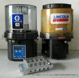 自卸车润滑系统改造 林肯润滑装置 CAT矿车润滑泵