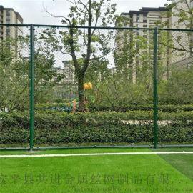 球场围网 镀锌勾花护栏网 临时隔离勾花网 高质量