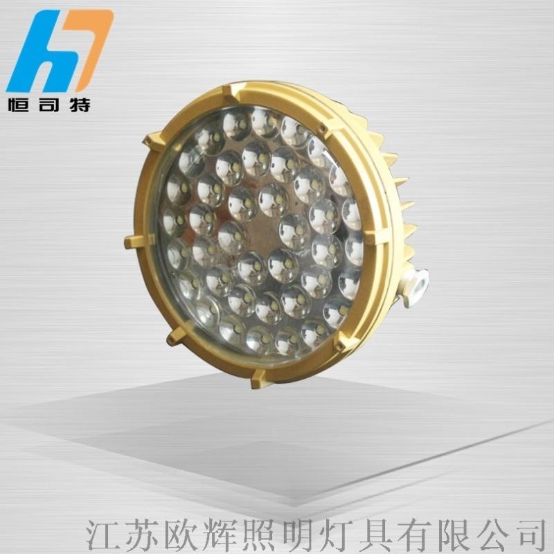 廠用LED防爆吸頂燈30W防爆防眩泛光燈甲醛廠防爆泛光燈