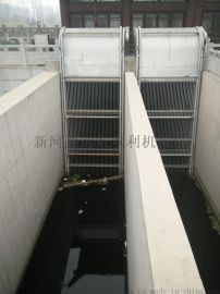 1米宽格栅清污 机耙齿清污机 新河县远航水利机械厂