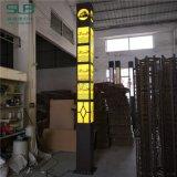 中式特色景觀燈廣場園林方燈柱小區四米3.5m路燈廠