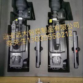 雕刻摄影机EVA内衬包装  防震包装