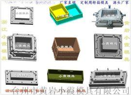 注射啤酒箱模具生产制造