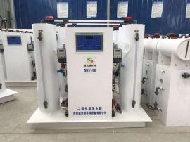 负压式二氧化氯发生器工作原理及使用方法