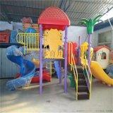 幼儿园宝宝儿童滑梯秋千组合室内外家用小型多功能户外