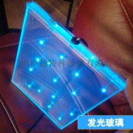發光玻璃  內鑲LED發光玻璃