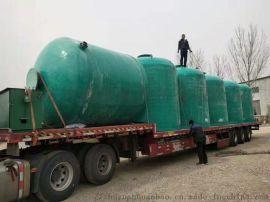 养猪玻璃钢一体化污水处理设备