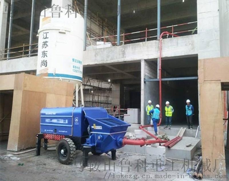 南京二手细石混凝土泵在哪里可以租赁