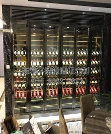 KTV不锈钢酒柜 不锈钢酒柜定制 诚信品质