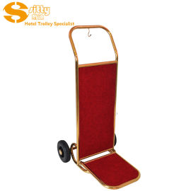 SITTY斯迪91.2003钛金不锈钢手推行李车