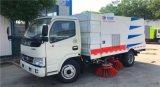 東風小多利卡掃路車︱5噸掃路車