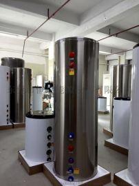 200L空气源热泵储热水箱,不锈钢承压保温水箱