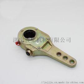 厂家直销通用型美系锻打件3孔37齿手动刹车调整臂