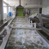 保鮮香菇速凍流水線 蘑菇速凍機 海鮮菇漂燙機