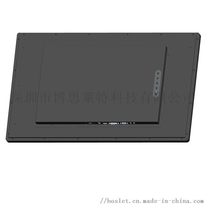 27寸开放式电容触摸显示器