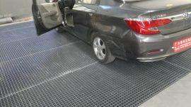 工业专用玻璃钢格栅 地沟盖板抗冲击