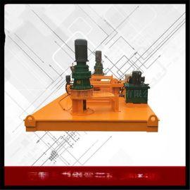 云南西双版纳工字钢弯弧机/数控工字钢弯曲机很实用