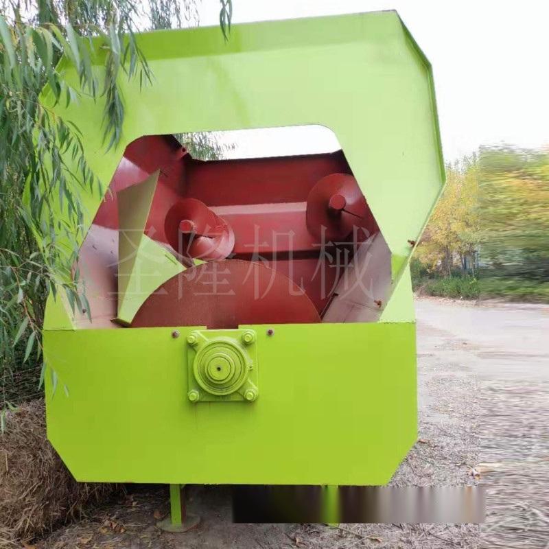 粉草捆TMR搅拌机 全自动青储日粮搅拌机厂家