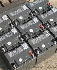 松下免维护UPS铅酸蓄电池12V65AH 正宗松下LC-P1265ST电池