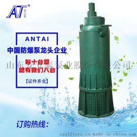 安泰泵业供应BQS矿用防爆排沙潜水泵