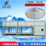 10吨直冷式块冰机冷藏保鲜降温大型工业块冰机厂家