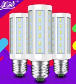 美凌LED玉米灯蓄电池低压12v led灯泡