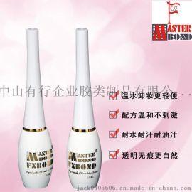 广东双眼皮胶水温和不脱胶防过敏型假睫毛胶水厂家