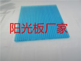 pc阳光板规格,10mm四层阳光板,佛山阳光板厂家