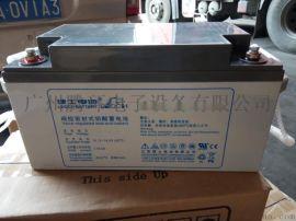 理士DJM1265S蓄电池