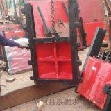 电动铸铁闸门结构特点