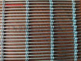不锈钢装饰网-幕墙装饰网-金属网帘