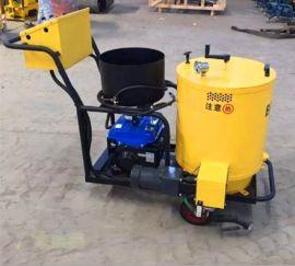 伊克昭盟沥青灌缝机出料管道采用电加热系统