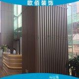 凹凸氟碳铝扣板 酒店|宾馆|休闲场所幕墙装饰长城铝单板