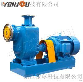 ZW系列自吸式无堵塞排污泵厂家直销不锈钢管道泵