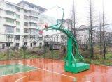 長沙奧晟體育器材供應各類籃球架安裝