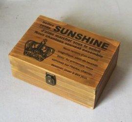 木盒  酒盒   小木盒   装饰盒