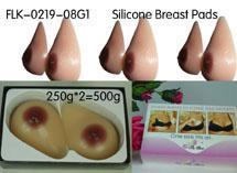 塞入式仿真型手术后硅胶义乳 (FLK&Bra)
