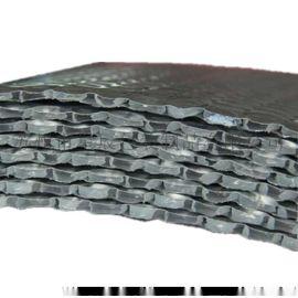 双层铝箔单层气泡纳米气囊反射层管道保温材料
