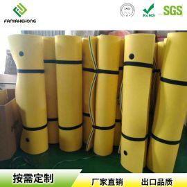 厂家直供,弹性好环保XPE材质水上漂浮游乐垫