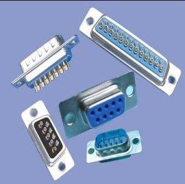 标准DB-sub接口滤波连接器