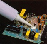 电子硅胶胶粘剂H906